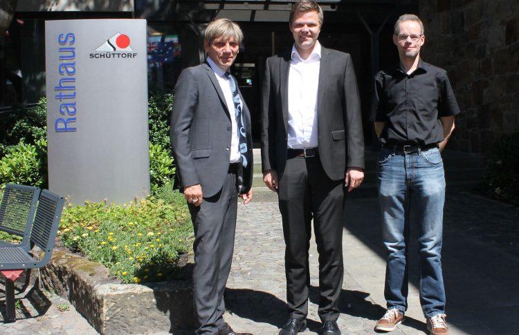 Digitalisierung und bezahlbarer Wohnraum für Schüttorf wichtig!