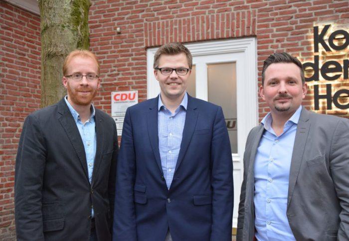 CDU tauscht sich mit LWT aus