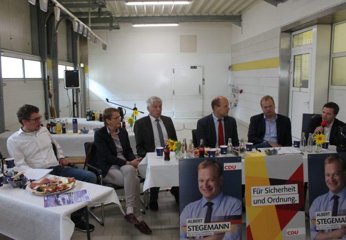 """""""Holthausen-Biene ist ein lebendiges Zukunftsdorf"""""""