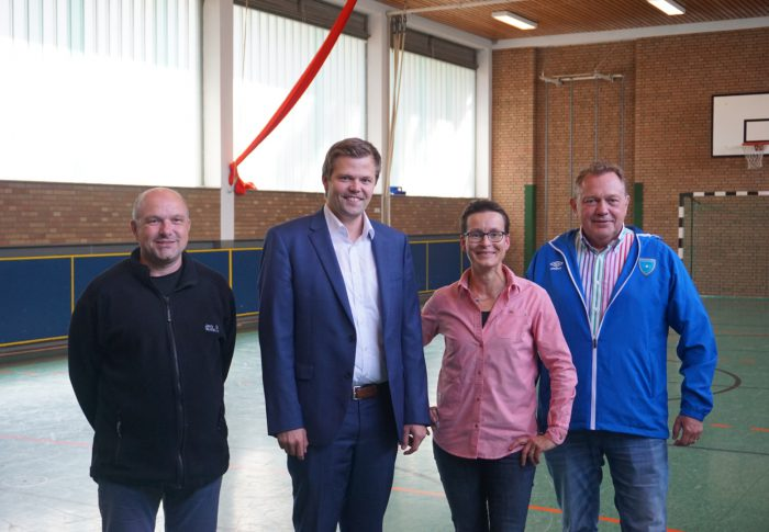 Landtagsabgeordneter Fühner: Dieser Landeszuschuss ist ein Glücksfall für Altenlingen