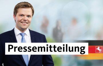 Fühner zukünftig Mitglied im Haushalts- und Finanzausschuss des Landtages in Niedersachsen