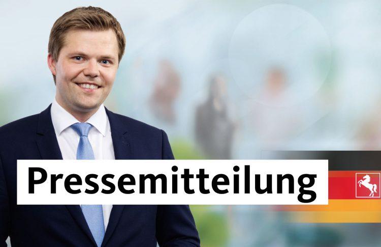 """Fühner: """"Fördersummen in Niedersachsen nun durch Bundesmittel stark erhöht"""""""