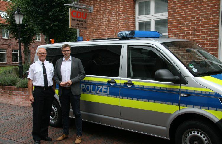 """Fühner: """"Weniger Wohnungseinbrüche und mehr Prävention"""""""