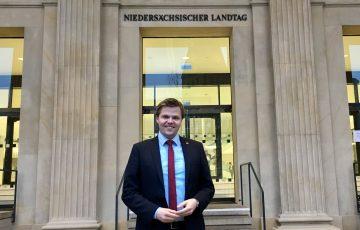 Fühner: Landesregierung fördert Maßnahme im Schüttorfer Bahnhofsquartier mit 1.000.000 Euro
