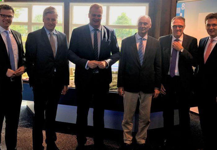 Energiestandort Lingen 2.0 – Politik und Betriebe wollen Bündnis schmieden