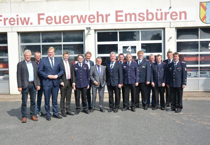 CDU fordert mehr Wertschätzung der Gesellschaft für Arbeit der Freiwilligen Feuerwehren