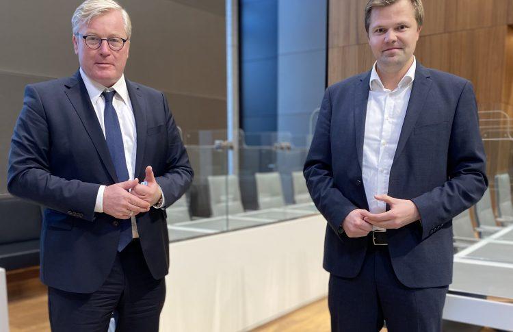 Niedersachsen unterstützt das Emsland auf dem Weg in die Zukunft