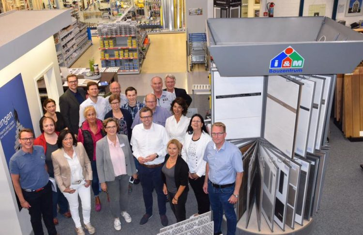 Bauzentrum Wessmann setzt auf ein gutes Betriebsklima und breite Angebotspalette