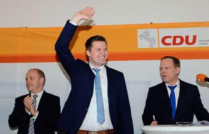 Christian Fühner Landtagskandidat der CDU
